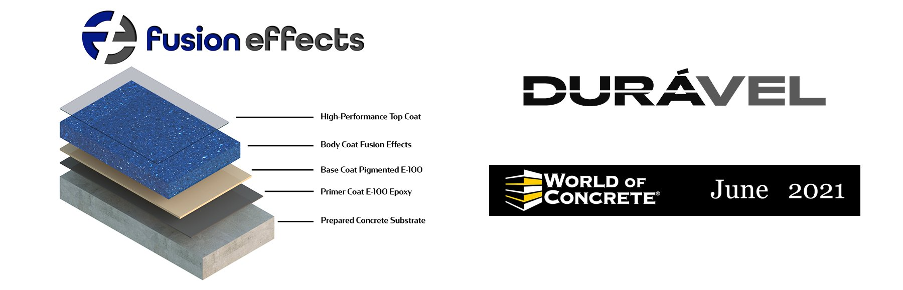 Fusion Effects by Duravel Products