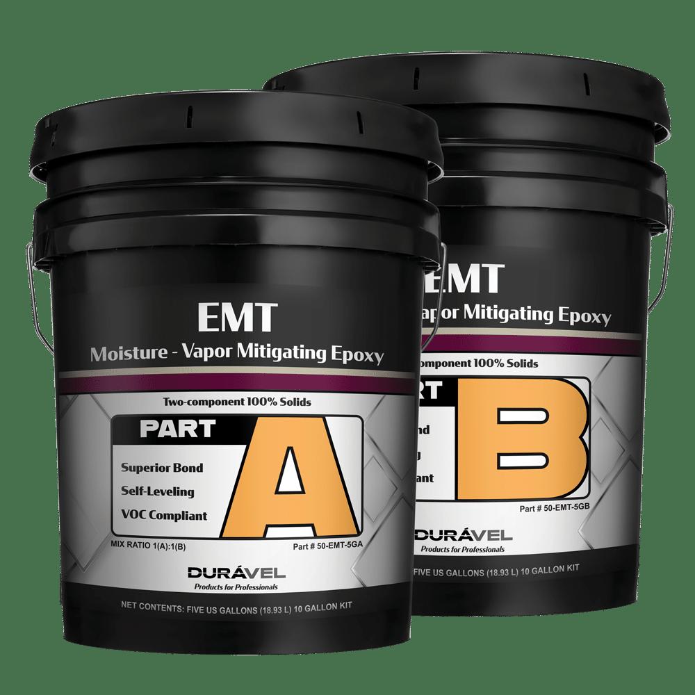 Concrete Floor Moisture - Vapor Mitigating Epoxy